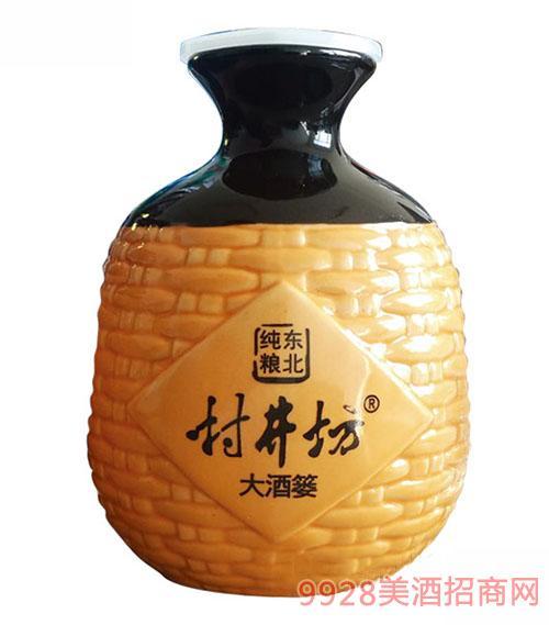 村井坊大酒篓浓香42度450mlx8