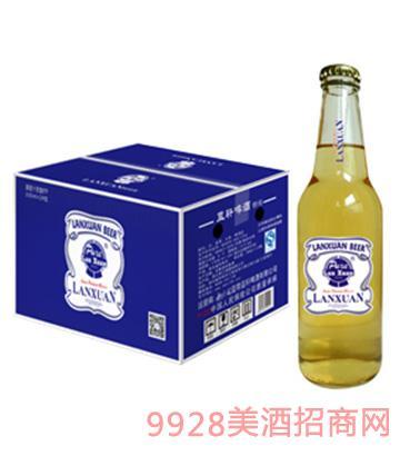 蓝轩啤酒330ml