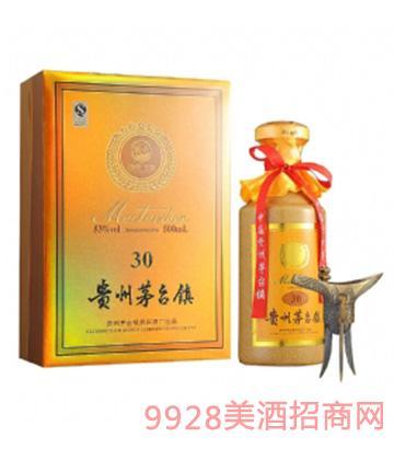 富贵江南酒30年53度500ml(礼盒)
