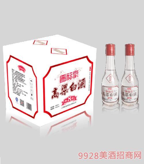 晋福享酒八年陈酿225ml