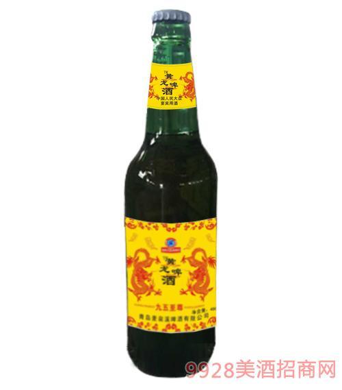 黄龙啤酒490ml