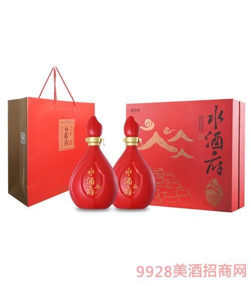 水酒府酒-礼盒2瓶装