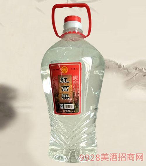 古槽井红高粱酒2L