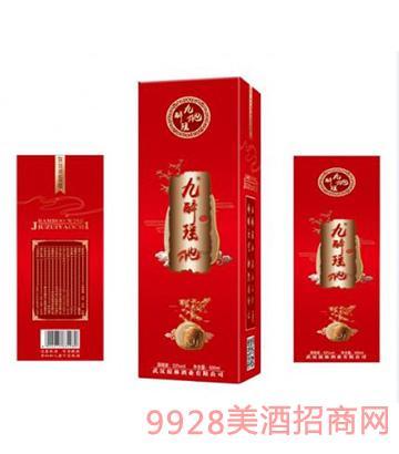 九醉瑶池鲜竹酒·典藏