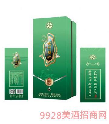 九醉瑶池鲜竹酒·天酿