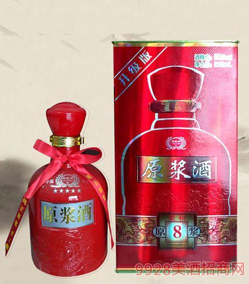 原粮液原浆酒・柔和8(红)酒