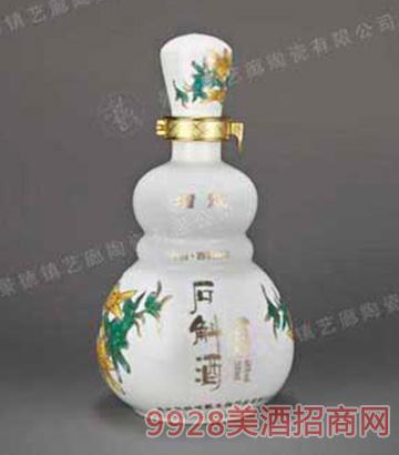 酒瓶QH0017-500ml