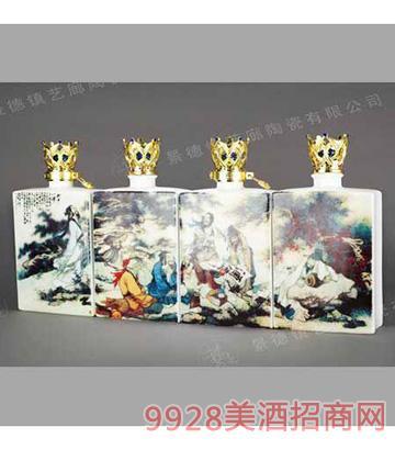 酒瓶QH0021-500ml