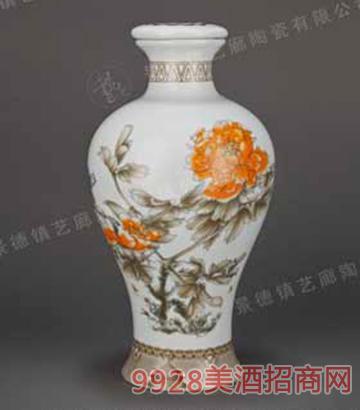 酒瓶QH0022-750ml
