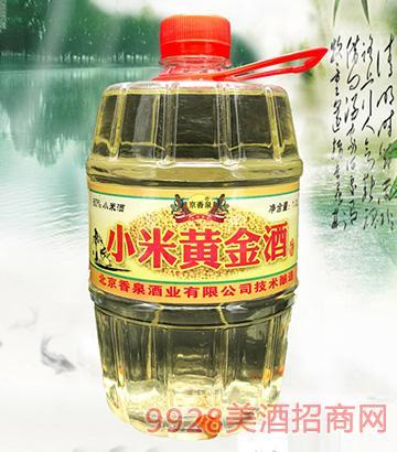 小米酒黄金酒1L