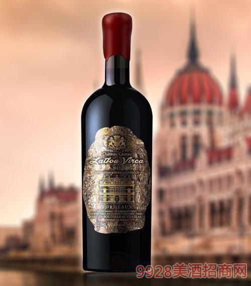 拉图维尔卡皇 家S2干红葡萄酒AOP