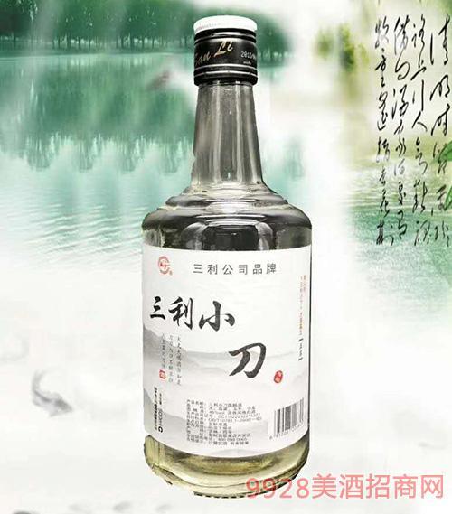 三利小刀酒45度500ml