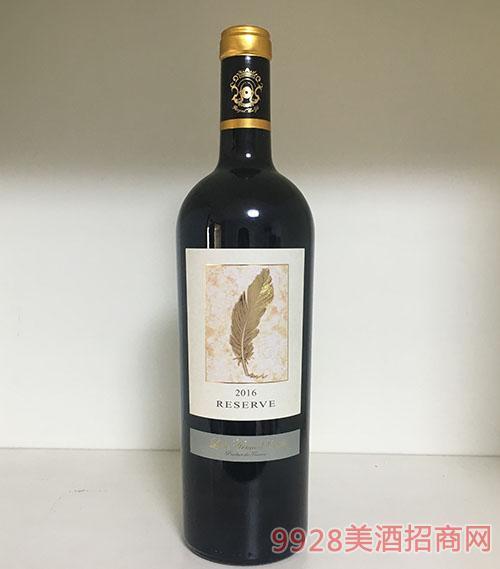 陆易艾诺安城堡赤霞珠干红葡萄酒750ml14度