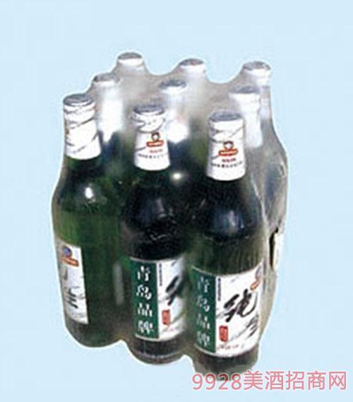 青岛品牌纯生啤酒塑包