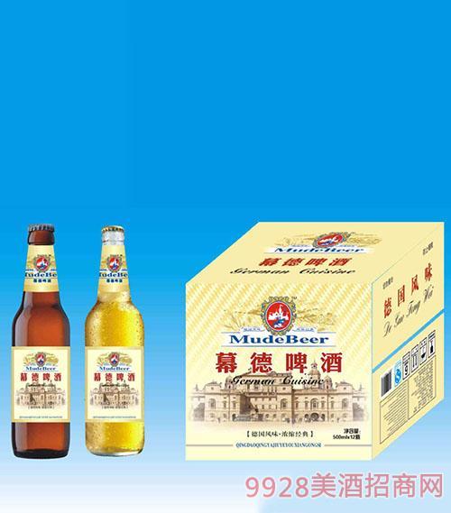 500毫升幕德啤酒x12