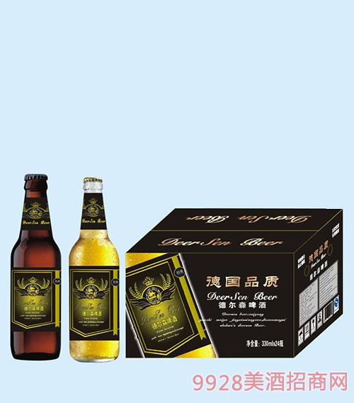 330ml德尔森啤酒x24