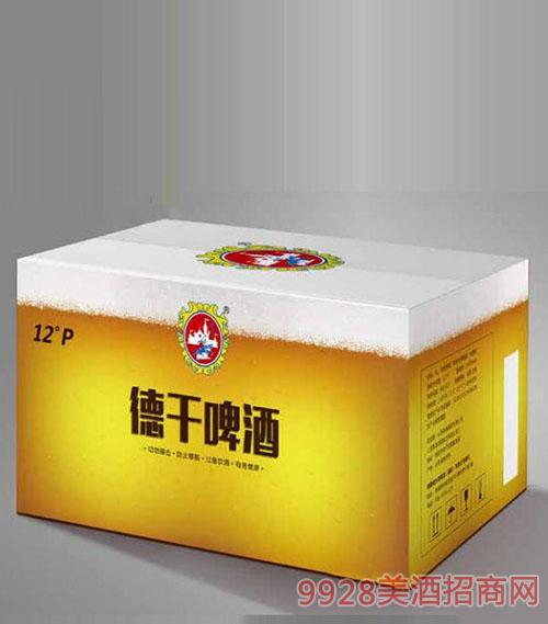 德干啤酒(黄)