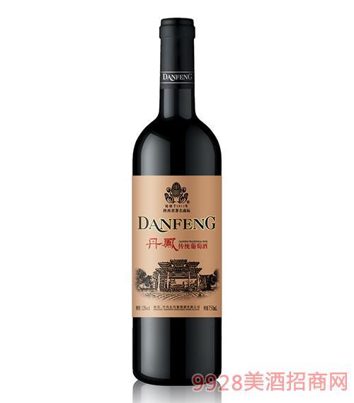 丹凤传统葡萄酒