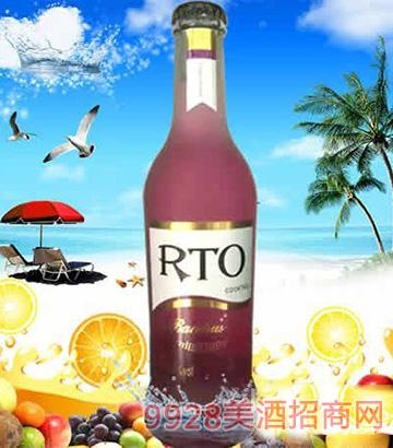 葡萄味RTO鸡尾酒