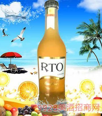 香橙味RTO鸡尾酒