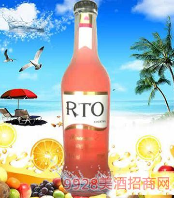 水蜜桃味RTO鸡尾酒