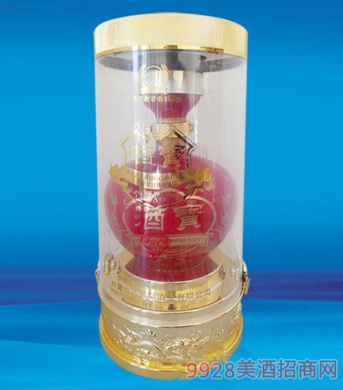 红宝石酒宝酒45°×6