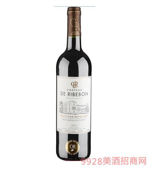 锐碧堡红葡萄酒