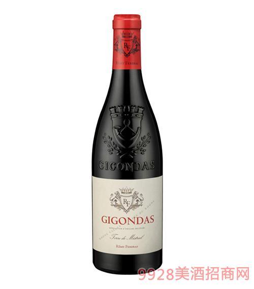 吉恭达斯风暴葡萄酒