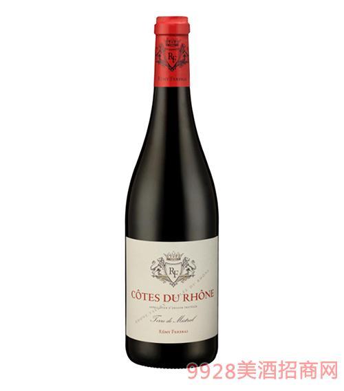 隆河风暴葡萄酒
