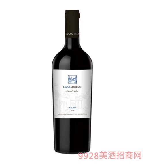 凯撒精选葡萄酒13.5度750ml