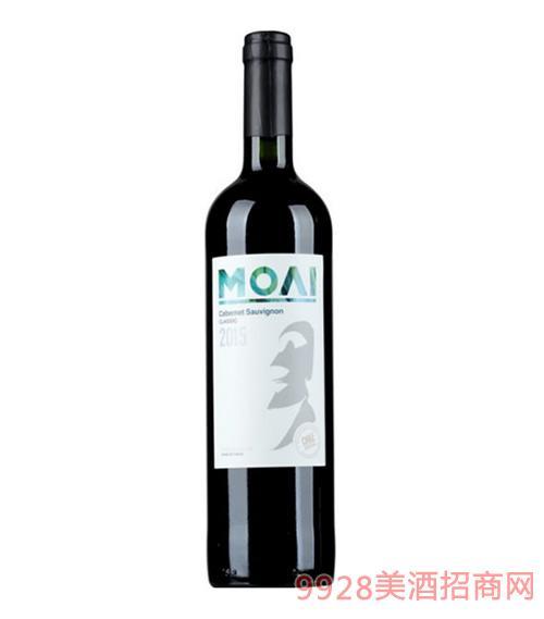 巨人莫亚赤霞珠红葡萄酒