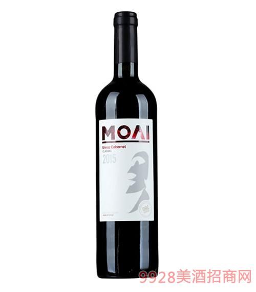 巨人莫亚西拉赤霞珠红葡萄酒