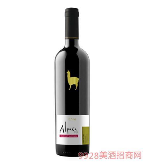 金羊驼精选级赤霞珠红葡萄酒