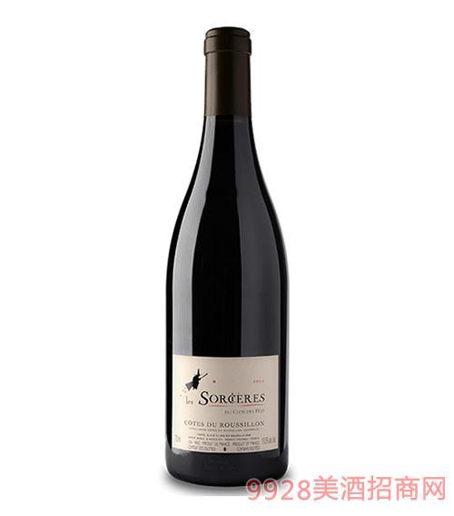仙子园女巫红葡萄酒