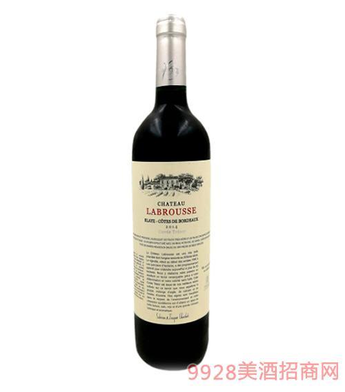 朗悦红葡萄酒
