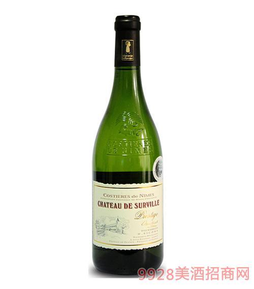 苏威利白葡萄酒
