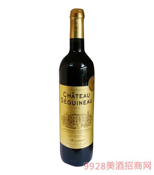 圣爵士红葡萄酒