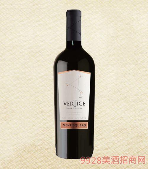 冰川神曲干红葡萄酒