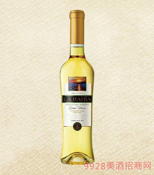 智利海之湾特级珍藏贵腐甜白葡萄酒