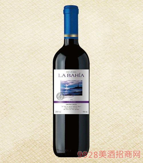 智利海景湾佳美娜干红葡萄酒