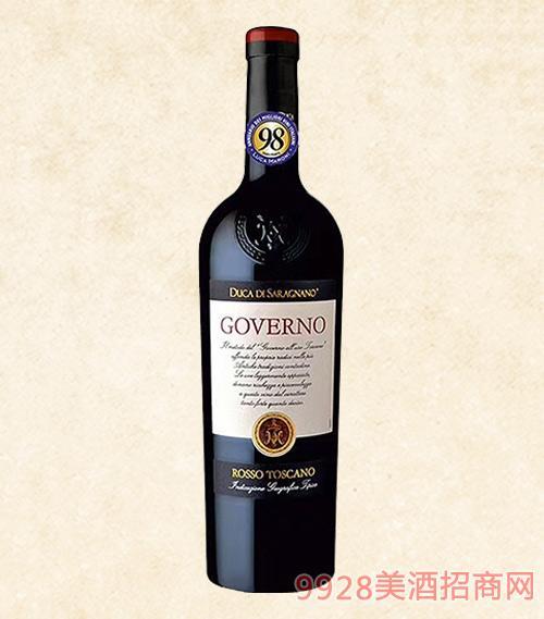 超�托斯卡�{高�S�Z�t葡萄酒