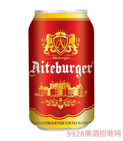德国艾特博格啤酒330ml