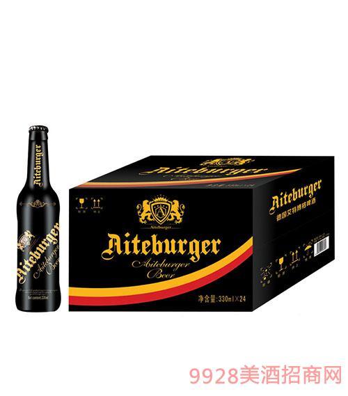 德国艾特博格啤酒8度330ml
