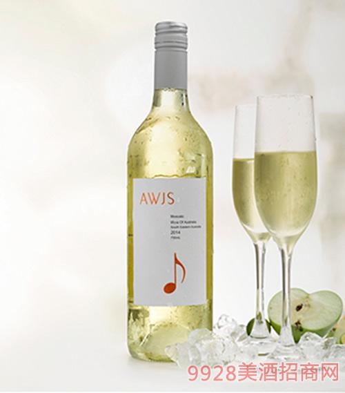 澳洲莫斯卡托低醇起泡白葡萄酒
