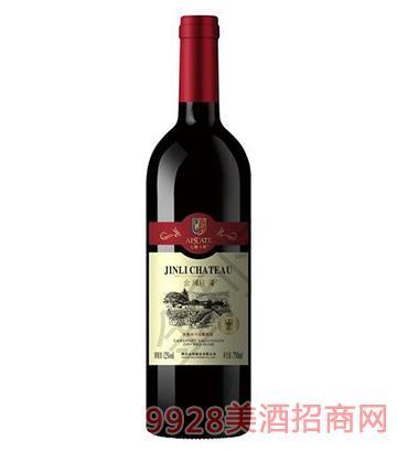 金利庄园赤霞珠干红葡萄酒750ml