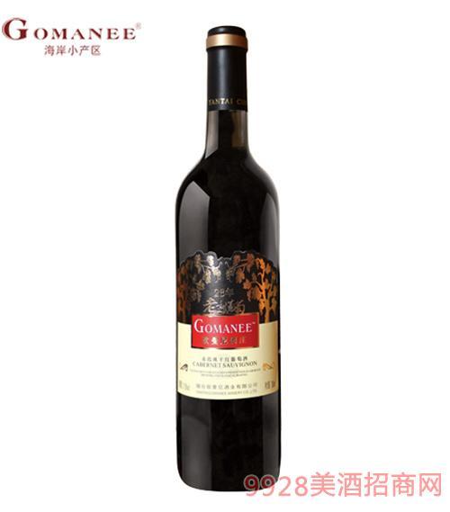 歌曼尼酒庄赤霞珠干红葡萄酒