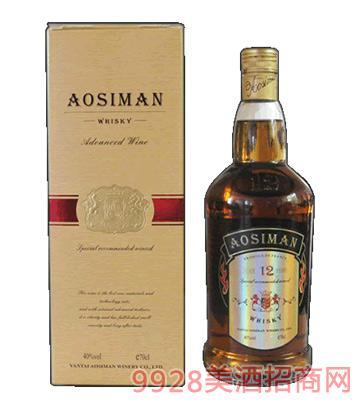 帝 王威士忌40度700ml