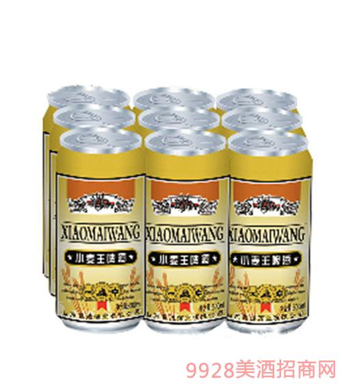 慕康小麦王啤酒(500ml)塑包