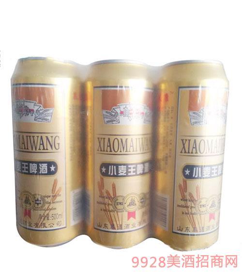 慕康小麦王啤酒塑包