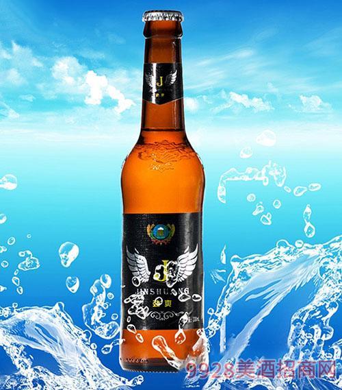 劲爽啤酒330ml